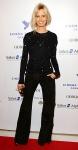 Karolina Kurkova in a black Emilio Pucci outfit & clutch