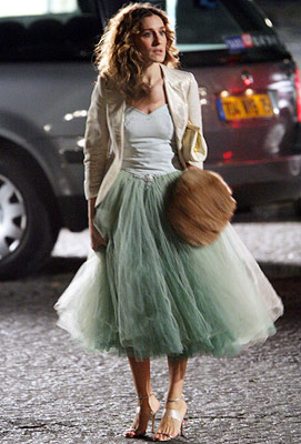 Dress Online on Watch This Style  Carrie Bradshaw   S Top 10 Looks  Thanks To A