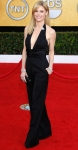 Julie Bowen in a Catherine Malandrino panstuit with Neil Lane jewels