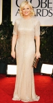 Amy Poehler in a crystal Naeem Khan gown