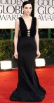 Rooney Mara in a black Nina Ricci gown with Fred Leighton jewelry