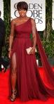 Viola Davis in an Emilio Pucci gown