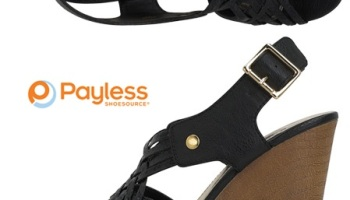 58527904982b Quickie Darling Deal   Steal  Be Brash This Spring With Wedges From Payless!