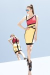 Herve Leger by Max Azria Resort 2013 01
