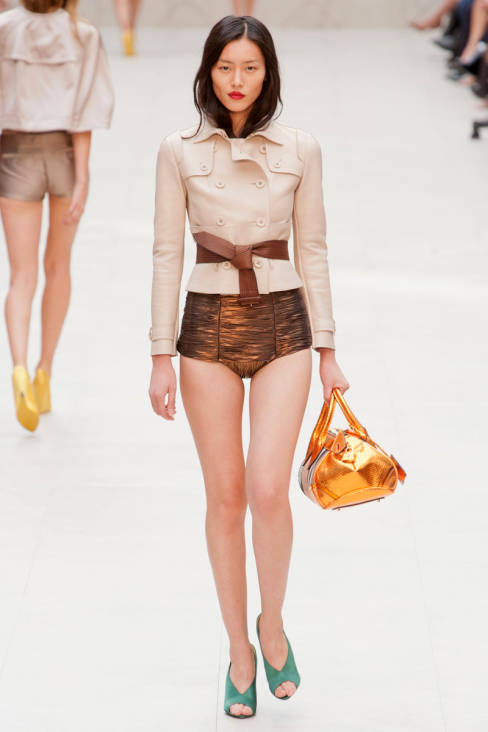 Burberry Prorsum Spring 2012 Ready-To-Wear Collection 20