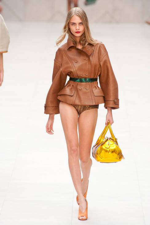 Burberry Prorsum Spring 2012 Ready-To-Wear Collection 24