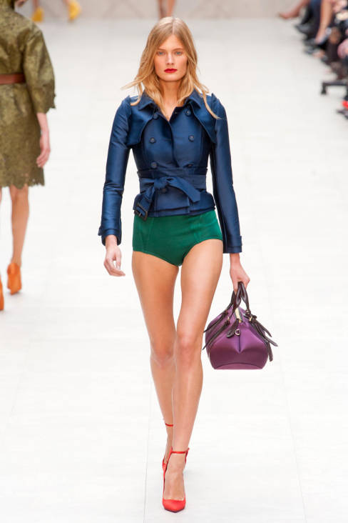 Burberry Prorsum Spring 2012 Ready-To-Wear Collection 28