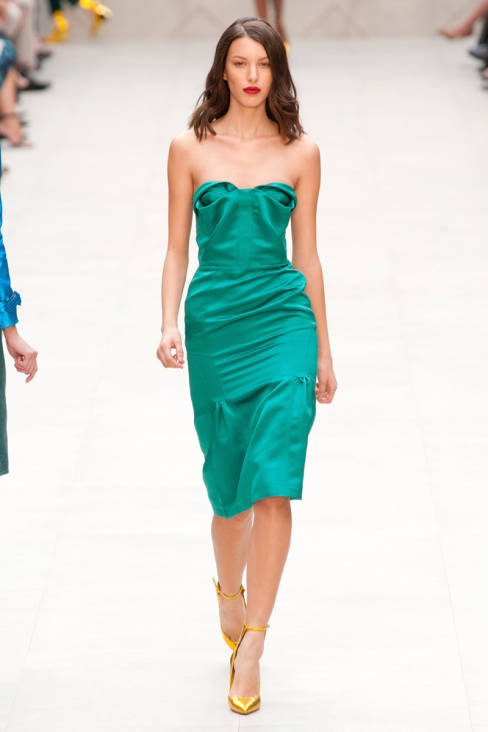 Burberry Prorsum Spring 2012 Ready-To-Wear Collection 37
