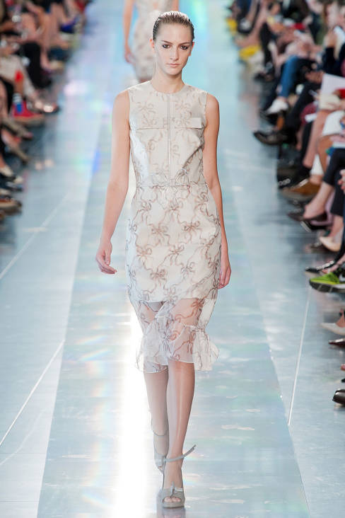 Christopher Kane Spring 2013 Ready-To-Wear Collection 21