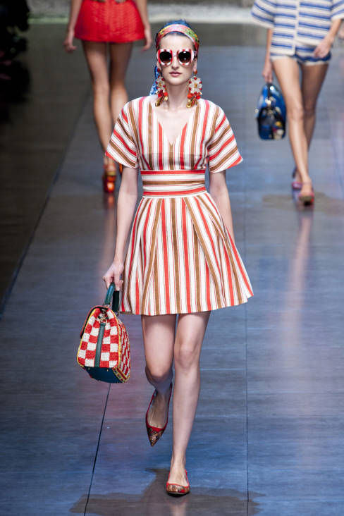 ac988c32495f Dolce   Gabbana Spring 2013 Ready-To-Wear Collection 21