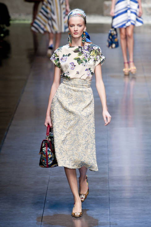 Dolce & Gabbana Spring 2013 Ready-To-Wear Collection 27