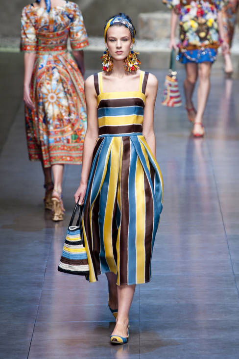 Dolce & Gabbana Spring 2013 Ready-To-Wear Collection 38