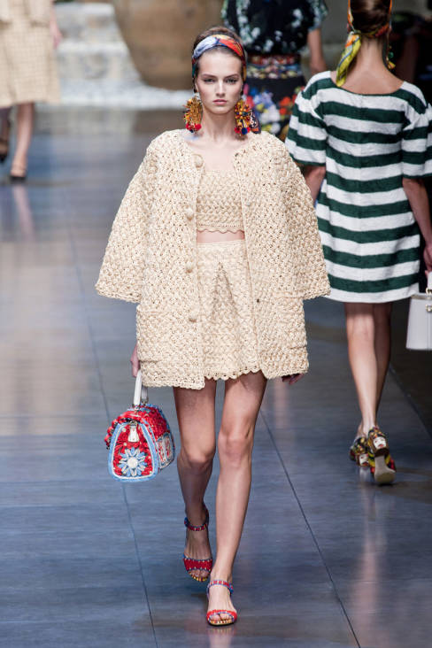 Dolce & Gabbana Spring 2013 Ready-To-Wear Collection 46