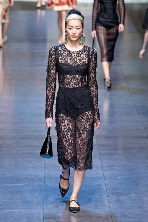 Dolce & Gabbana Spring 2013 Ready-To-Wear Collection 75