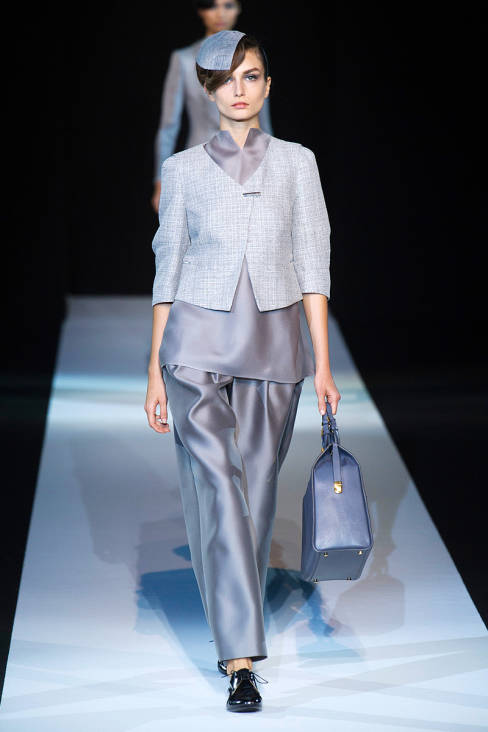 Giorgio Armani Spring 2013 Ready-To-Wear Collection 08