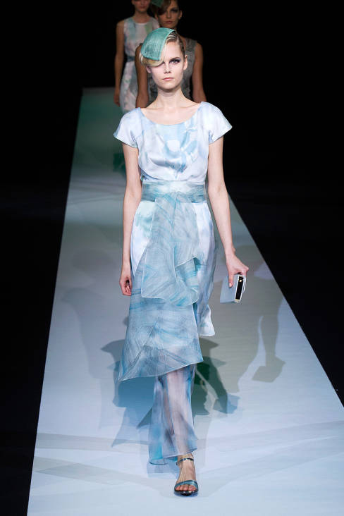 Giorgio Armani Spring 2013 Ready-To-Wear Collection 13