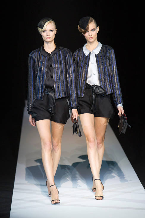 Giorgio Armani Spring 2013 Ready-To-Wear Collection 29