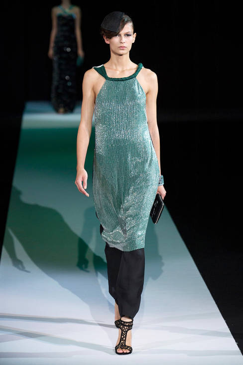 Giorgio Armani Spring 2013 Ready-To-Wear Collection 40