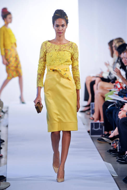 Oscar de la Renta Spring 2013 Ready-To-Wear Collection 12