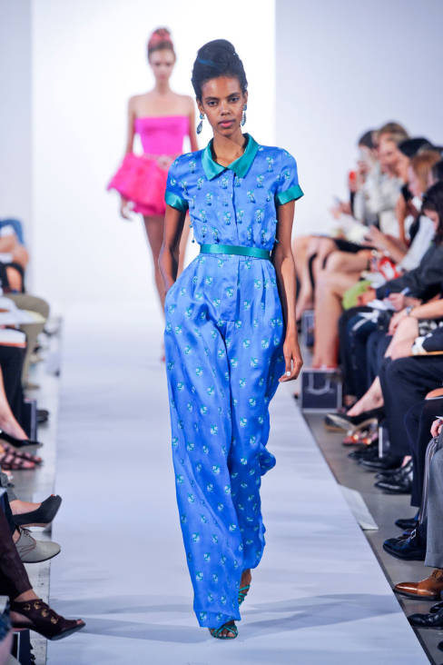 Oscar de la Renta Spring 2013 Ready-To-Wear Collection 50