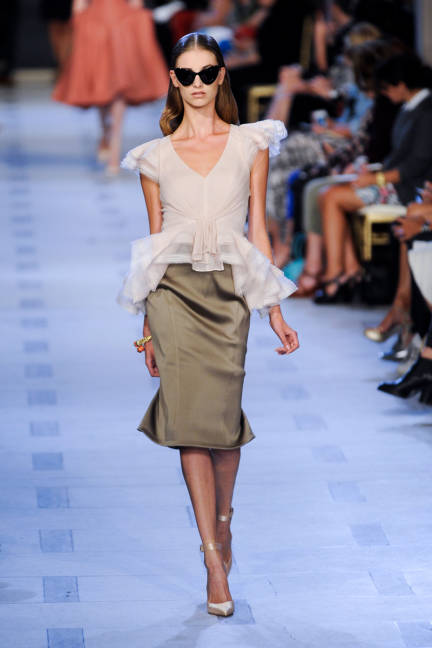 Zac Posen Spring 2013 Ready-To-Wear Collection 10