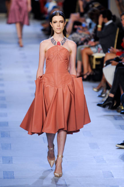 Zac Posen Spring 2013 Ready-To-Wear Collection 11