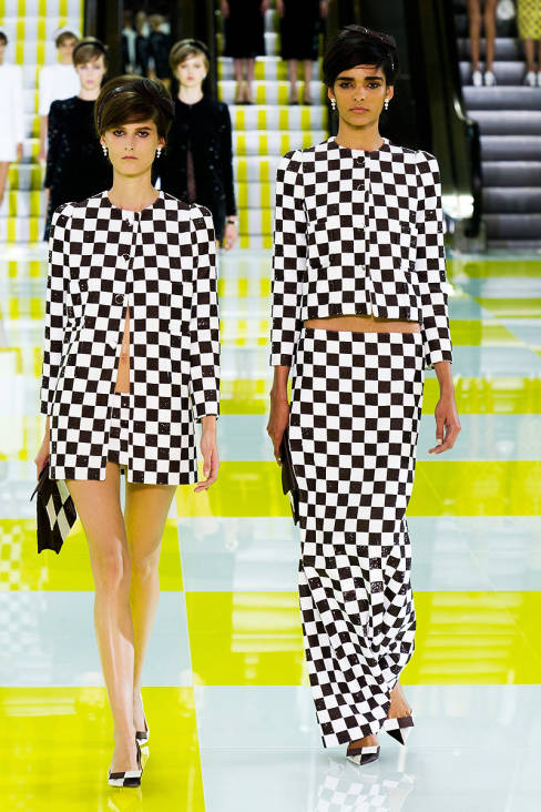 20634e92fb ... Runway Rundown  Louis Vuitton s Spring 2013 Ready-To-Wear Collection  From Paris Fashion Week! ← Previous Next →. Advertisements