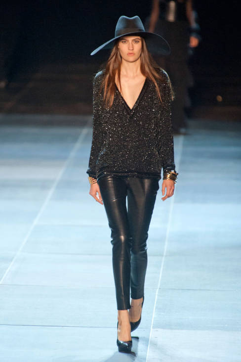 Yves Saint Laurent Spring 2013 Ready-To-Wear Collection 25