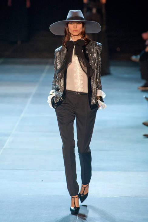 Yves Saint Laurent Spring 2013 Ready-To-Wear Collection 41