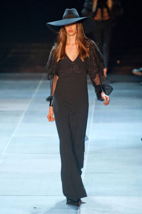 Yves Saint Laurent Spring 2013 Ready-To-Wear Collection 47