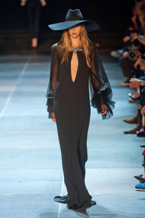 Yves Saint Laurent Spring 2013 Ready-To-Wear Collection 52