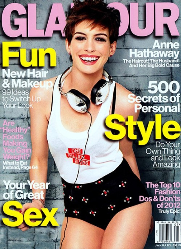 Anne Hathaway for Glamour January 2013 01