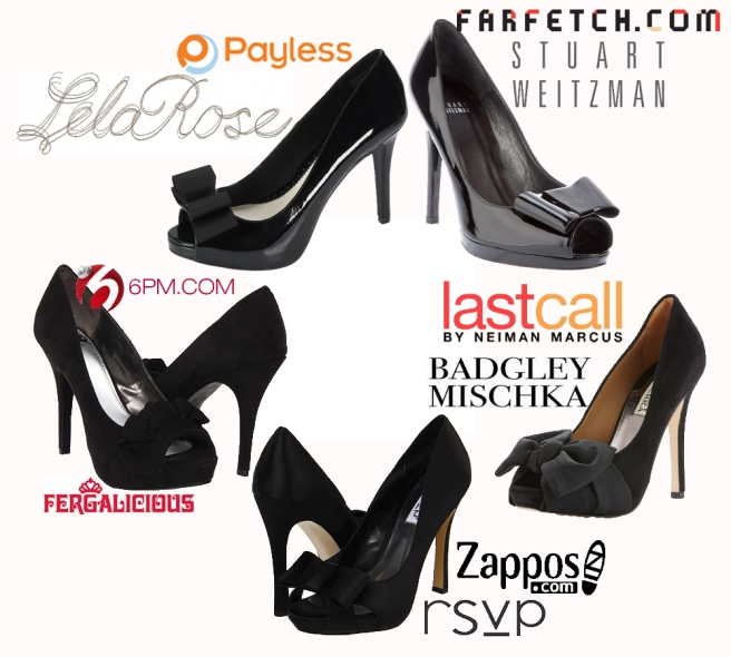 35e5ded186f0 An even better deal thrives behind my Zappos find with the RSVP Sheryl  pumps ( 55.99) with an all-over satin finish