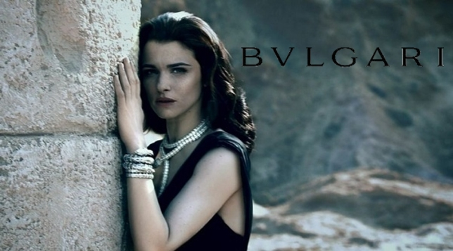 Rachel Weisz for Bvlgari