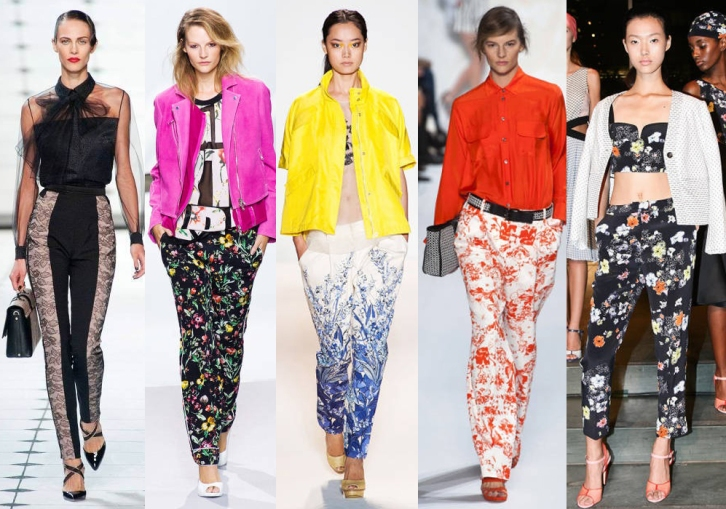 Jason Wu, 3.1 Phillip Lim, Lela Rose, Paul & Joe, & Tanya Taylor.