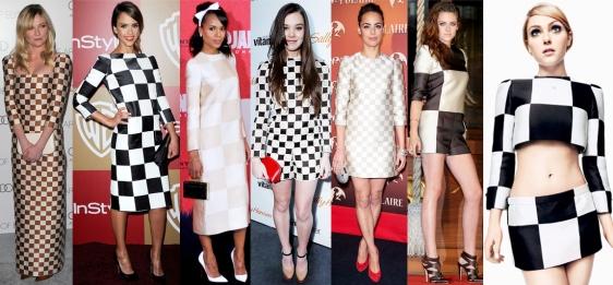Kirsten Dunst, Jessica Alba, Kerry Washington, Hailee Steinfeld, Berenice Bejo, Kristen Stewart & AnnaSophia Robb.