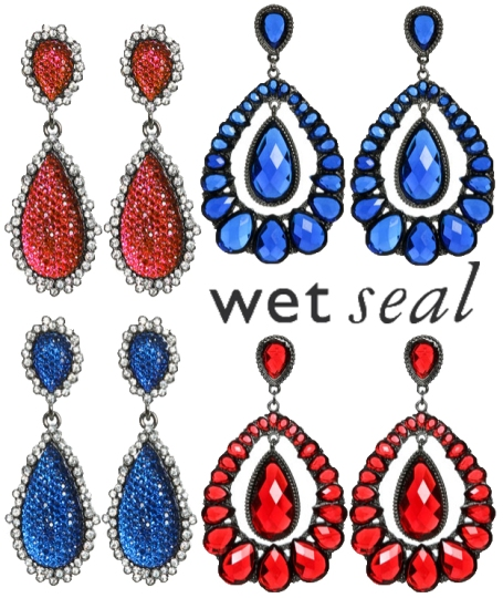 Wet Seal - earrings $4.99
