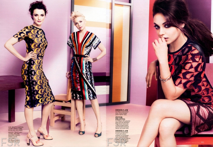 InStyle March 2013