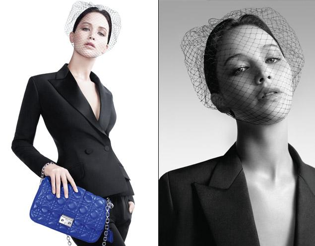 Jennifer Lawrence for Dior's Miss Dior