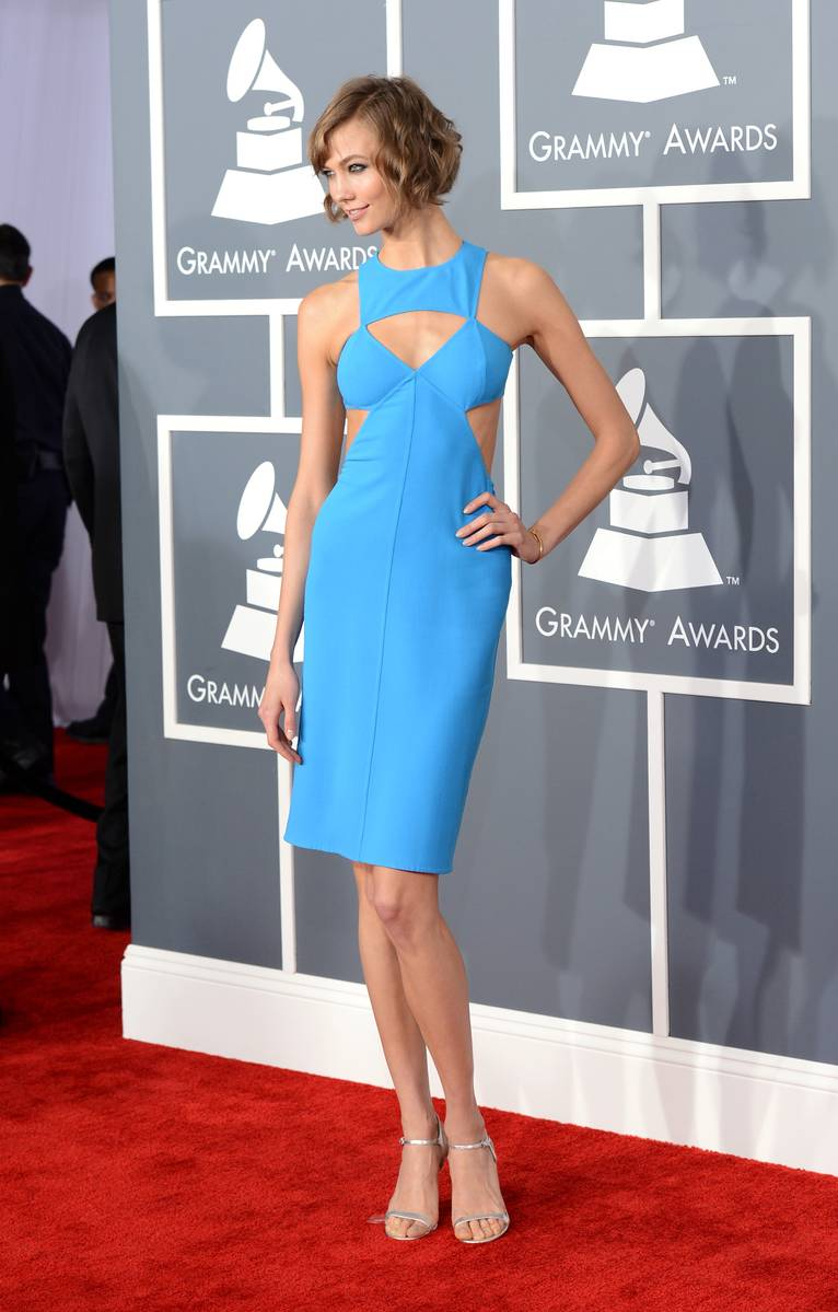 Red Carpet Review: The 55th Annual Grammys Featuring Jennifer Lopez ...