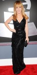 Kathy Griffin in a black sequin Oscar de la Renta gown