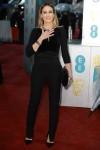 Sarah Jessica Parker in a black Elie Saab jumpsuit