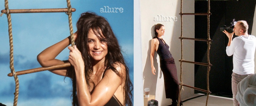 Katie Holmes for Allure 03