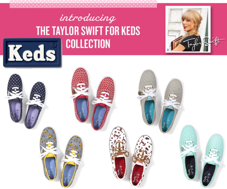 Taylor Swft for Ked's