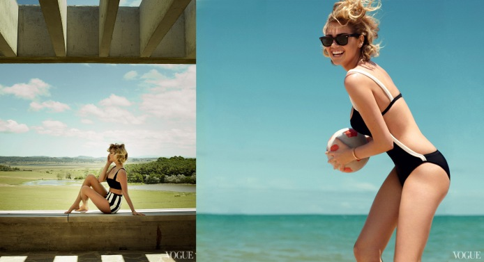 Kate Upton for Vogue June 2013 04