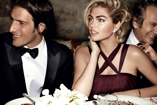 Kate Upton for Vogue June 2013 05