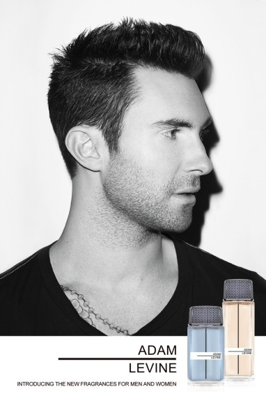 Adam Levine fragrance