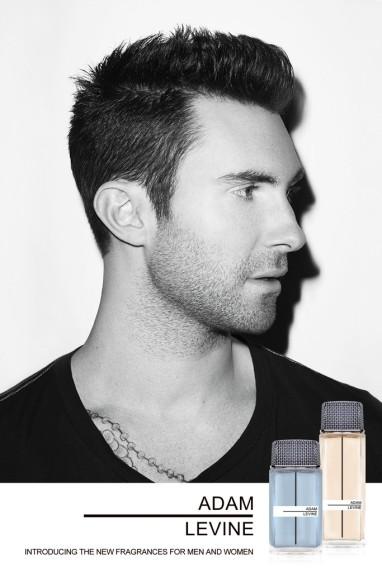 Adam Levine fragrance