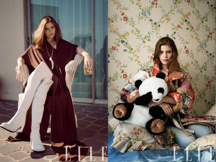Kate Mara for Elle July 2013 02