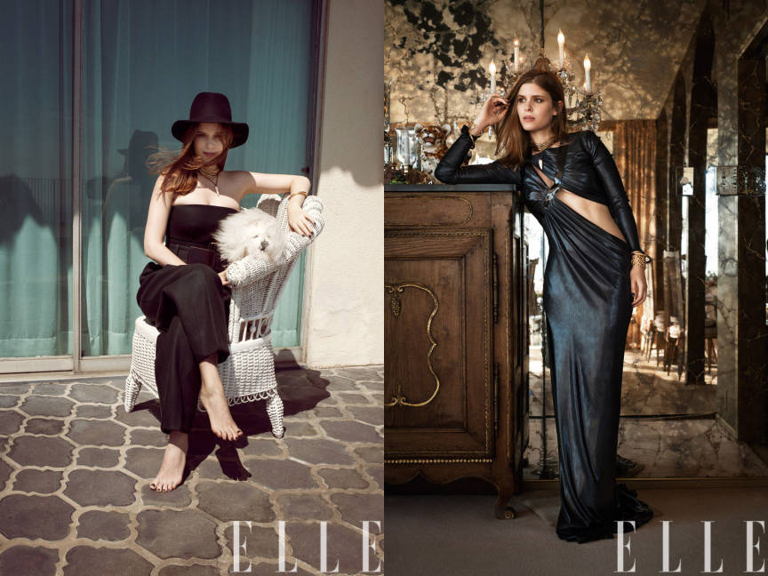 Kate Mara for Elle July 2013 03